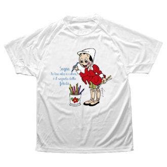 T-shirt poliestere uomo