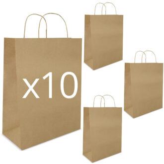 "10 ""Carta Kraft 28x33x10 Avana"""
