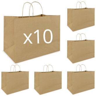 """10 """"Carta Kraft 36X27"""