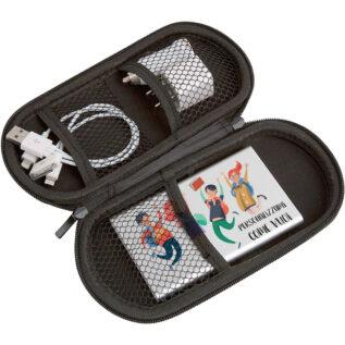 """-1 """"Kit argento 4000mhA"""""""