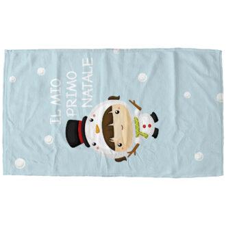 Asciugamano rettangolare in cotone